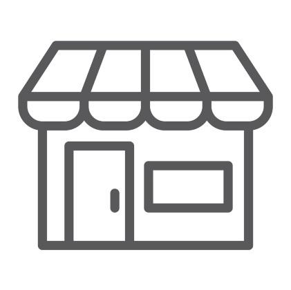 Lot M-N – 500 m² : Commerce