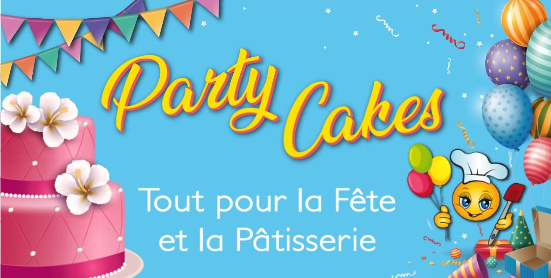 Lot C – 250 m² : PARTY CAKES
